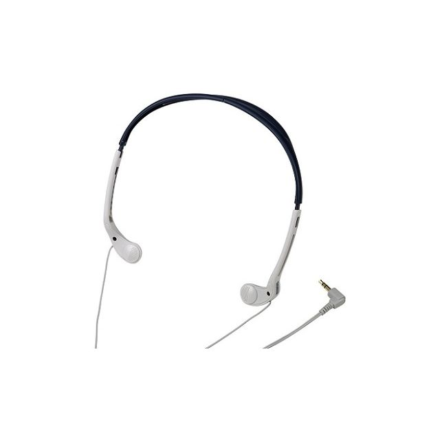 Thomson - CASQUE MP3 PLIABLE INTRA-AURICULAIRE BASS BOOST THOMSON HED216 - Casque
