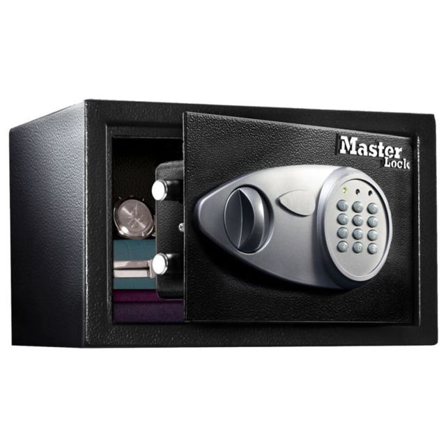 Master Lock - Master Lock Coffre-fort taille moyenne à combinaison numérique X055ML - Coffre fort Master Lock