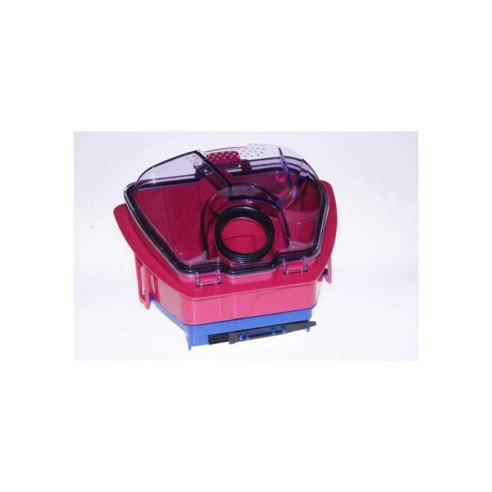 Seb Bac separateur rose pour aspirateur seb