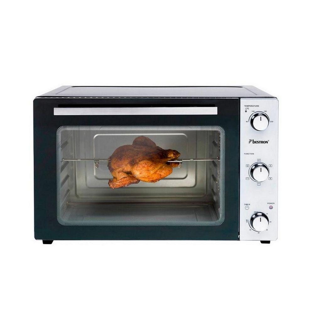 Bestron bestron - four grill 45l 1800w noir/inox - aov45