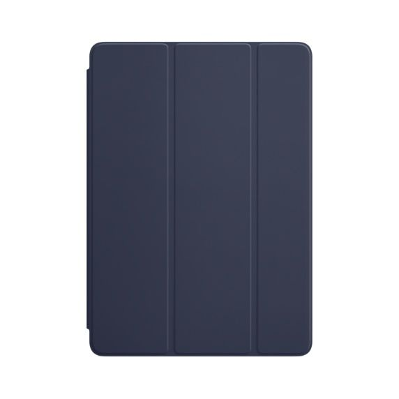 Apple - Smart Cover iPad 9.7 - MQ4P2ZM/A - Bleu Nuit - Housse, étui tablette