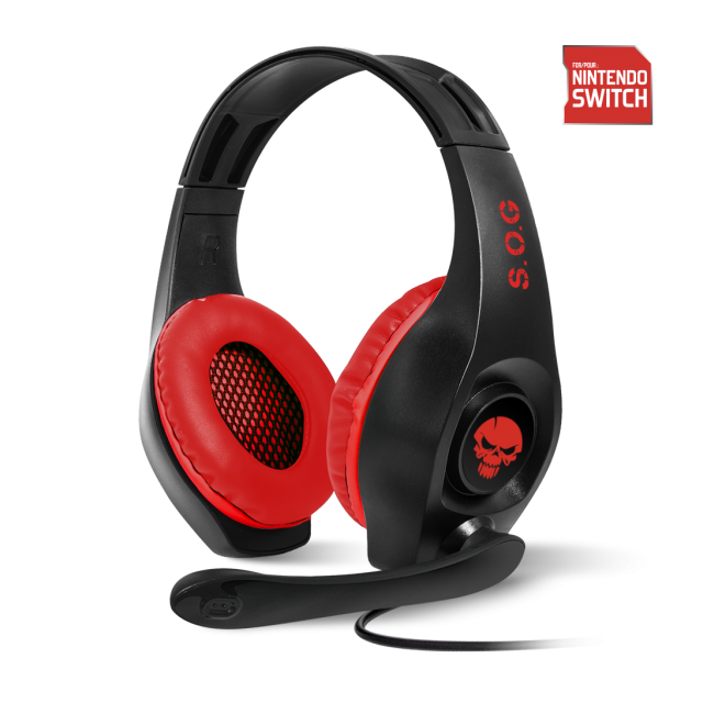 Spirit Of Gamer - PRO-NH5 - Filaire - Casque