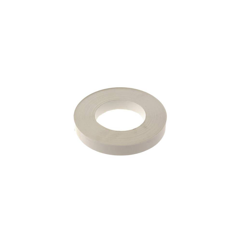 Nordlinger Chant mélaminé NORDLINGER blanc pré-encollé - 100m x larg.23mm - lisse melafix - 075462