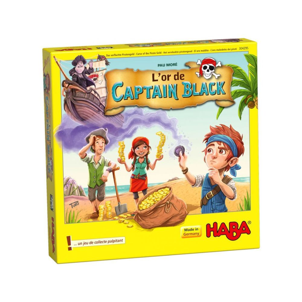 Haba L?or de Captain Black