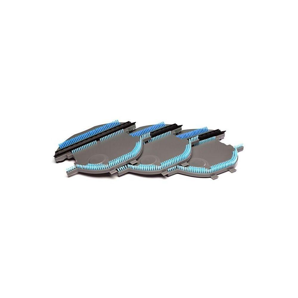 iRobot Pack de 3 plaques brosses pour aspirateur irobot