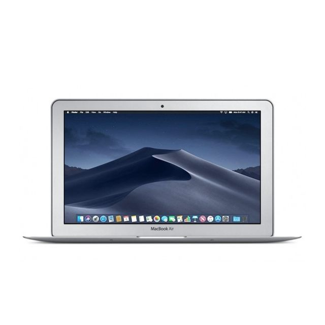 "Apple - MacBook Air 11"""" - Core i5 1.7GHz - SSD 64Go - RAM 4Go - Ordinateur portable reconditionné"