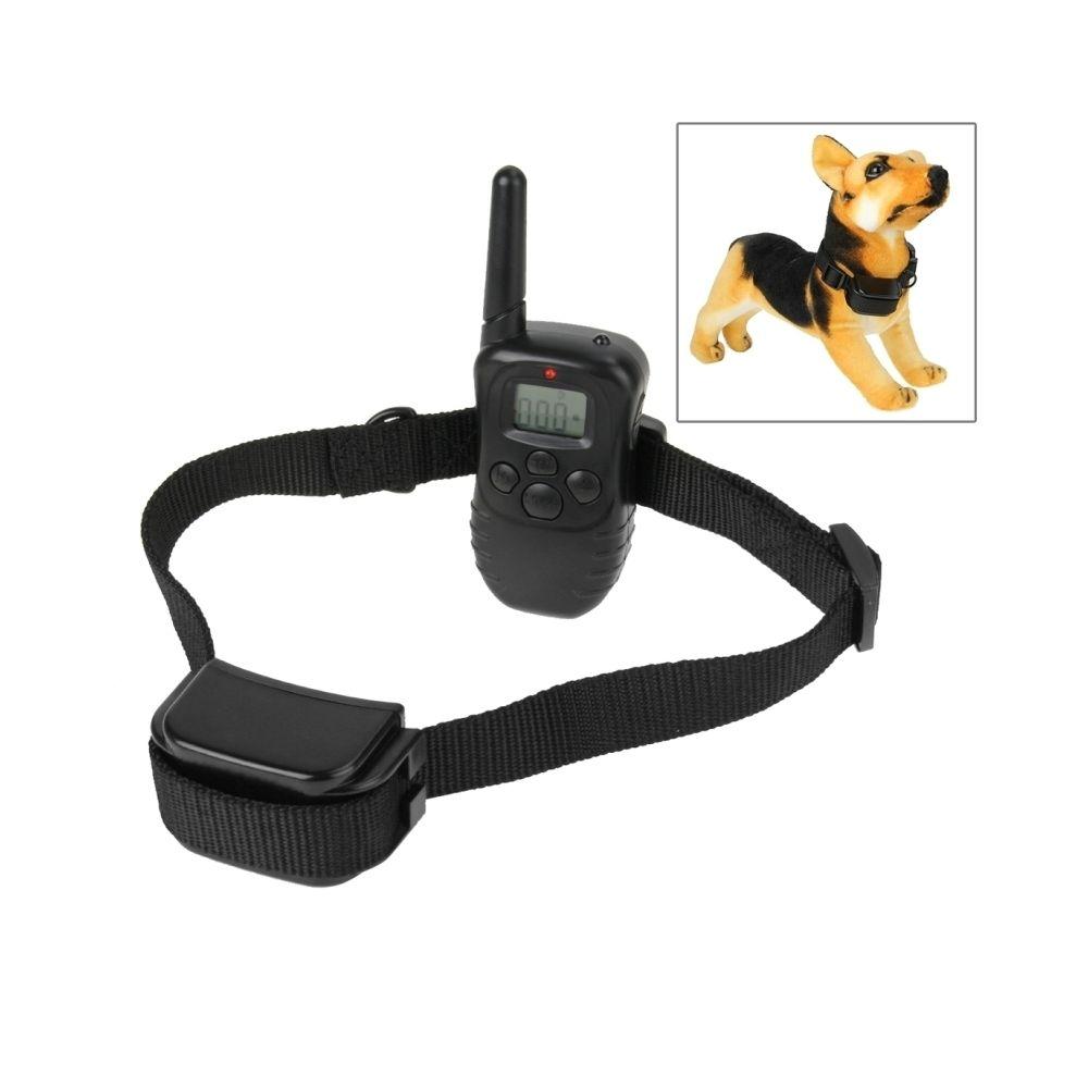 Wewoo Accessoire de dressage Collier de formation à distance de chien d'animal familier rechargeable et imperméable 300m avec