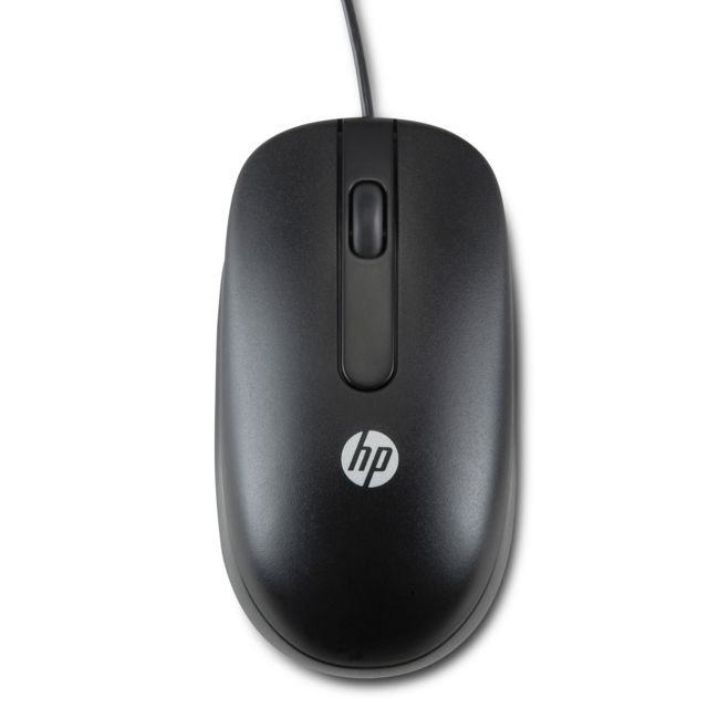 Hp - HP usb 1000dpi laser mouse (QY778A6) - Souris