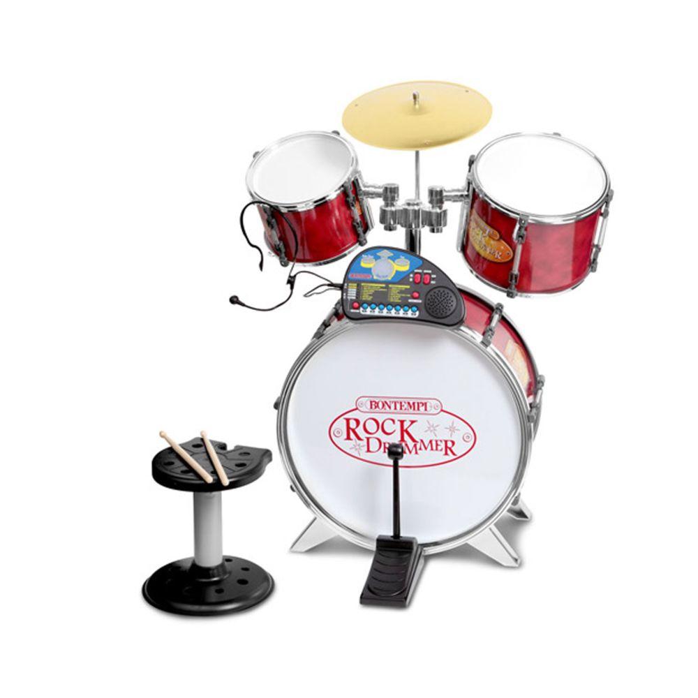 Bontempi Batterie électronique Jazz Drum