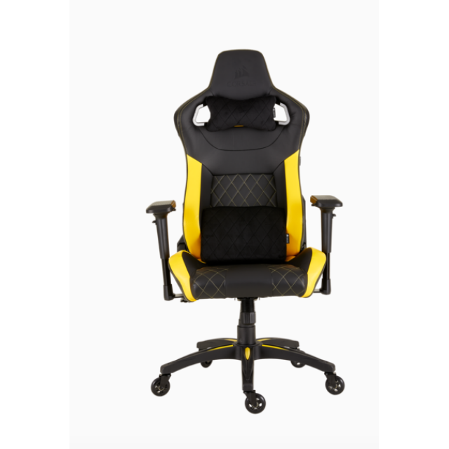 Corsair - T1 Race 2018 - Noir/Jaune - Chaise gamer