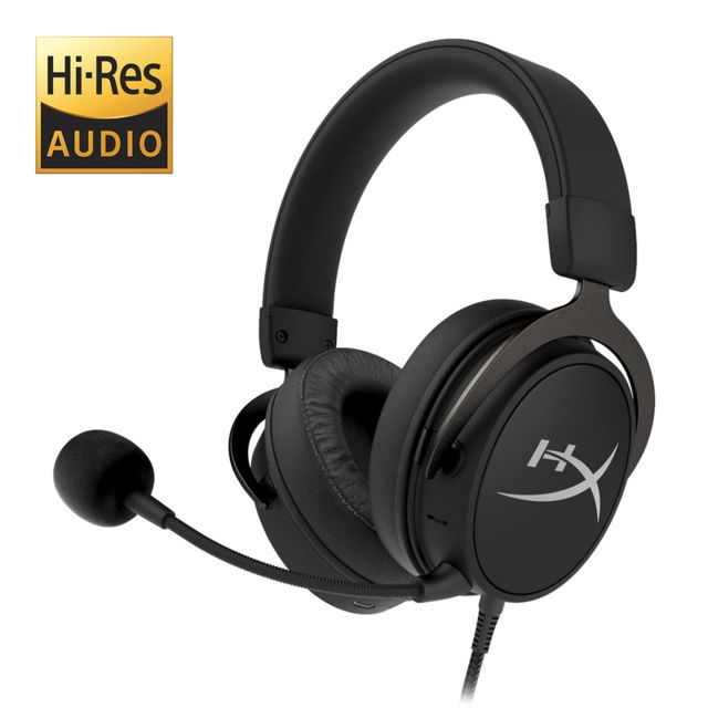 Micro-Casque Hyperx Cloud MIX - Filaire + Bluetooth