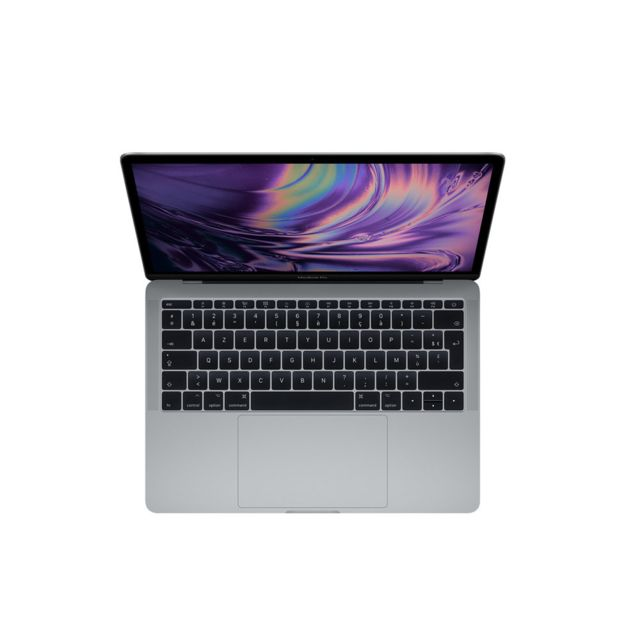 "Apple - MacBook Pro Retina 13"""" i5 2,3 Ghz 8 Go RAM 256 Go SSD Gris Sidéral (2017) - Ordinateur portable reconditionné"