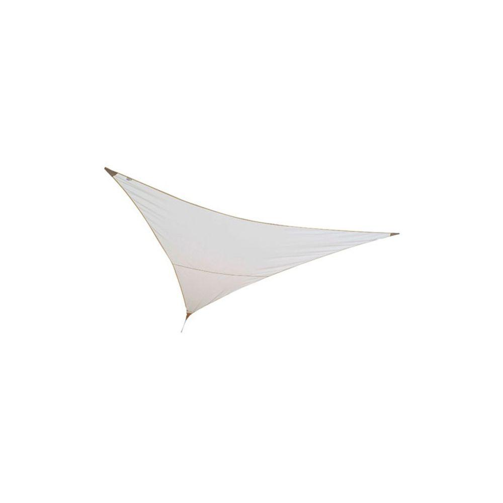 Jardiline jardiline - voile d'ombrage triangulaire 3x3x3m sable - vsf300 sable