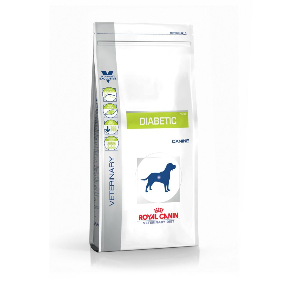 Royal Canin Royal Canin Veterinary Diet Diabetic DS37
