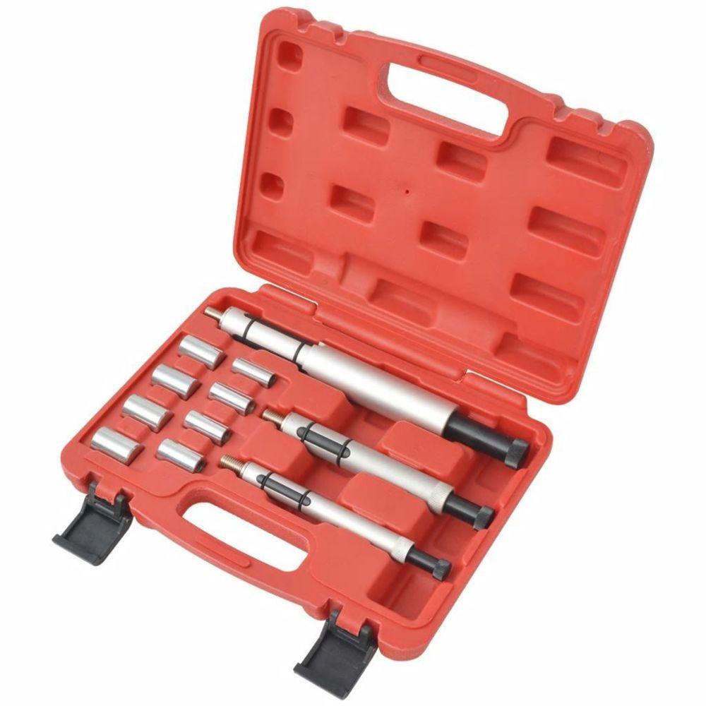 Vidaxl Kit d'outils d'alignement de l'embrayage 11 pièces |
