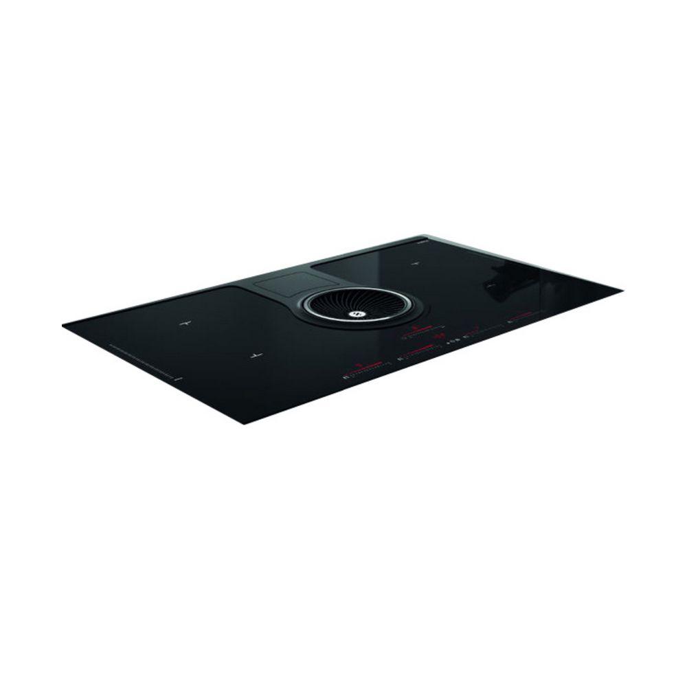Elica elica - table de cuisson aspirante à induction 83cm 4 feux 7400w noir - prf0120978