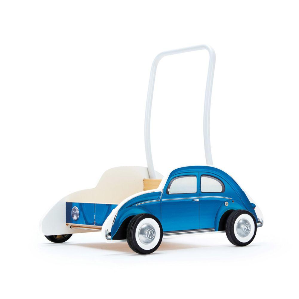 Hape Toys Trotteur Coccinelle bleu