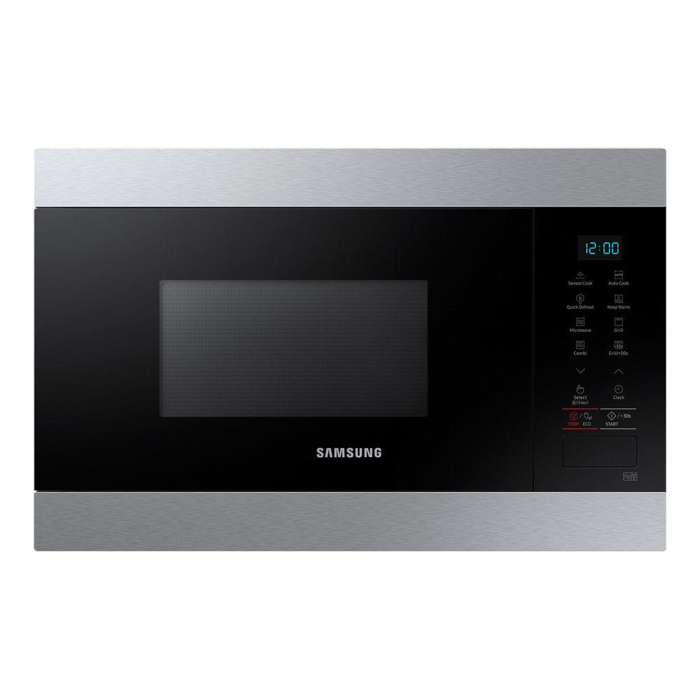 Samsung Samsung - micro-ondes + gril encastrable MG22M8074AT