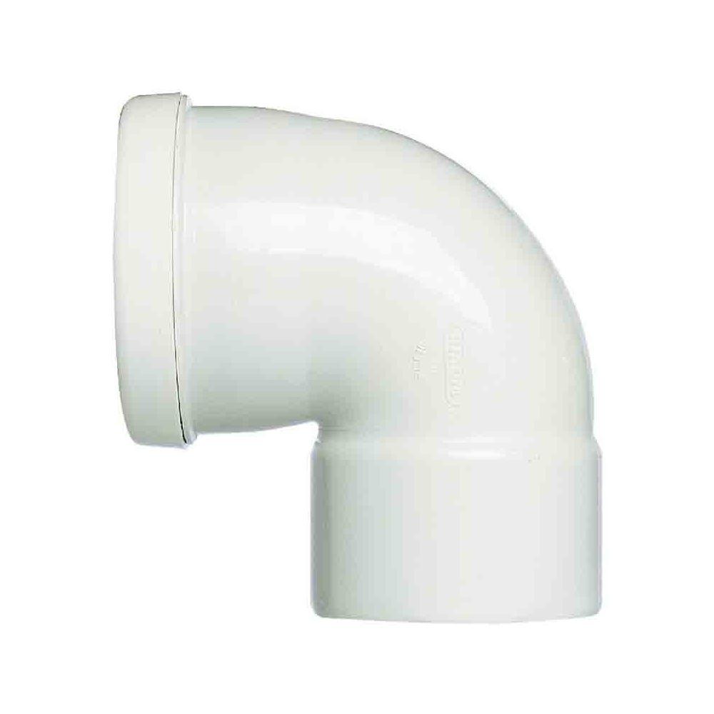 Girpi GIRPI - Coude de branchement simple WC - Ø 100 mm