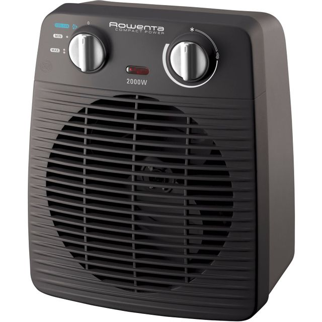 Rowenta - Radiateur Soufflant Compact Power SO2210F0 - Radiateur soufflant
