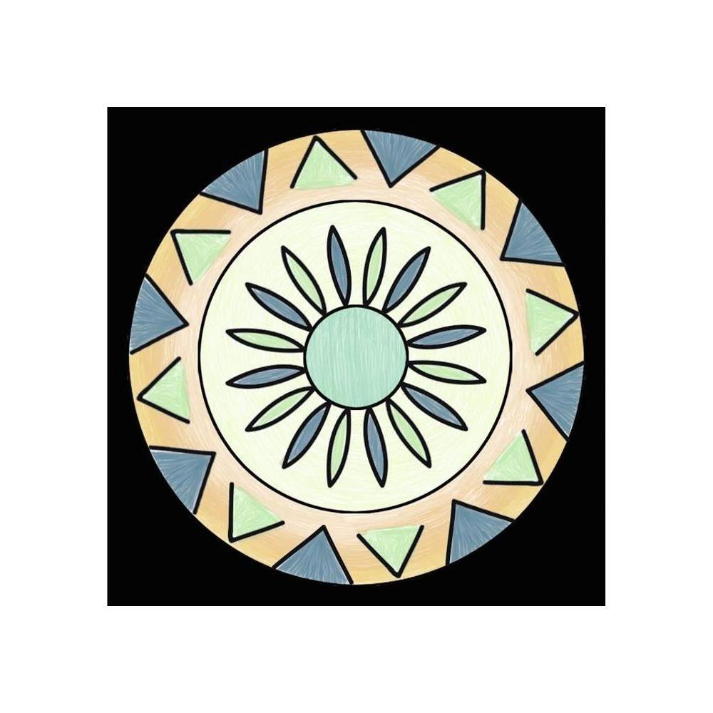 Marque Generique Jeu De Coloriage Dessin Pochoir Vaiana Mandala Designer Disney Dessin Et Peinture Rue Du Commerce