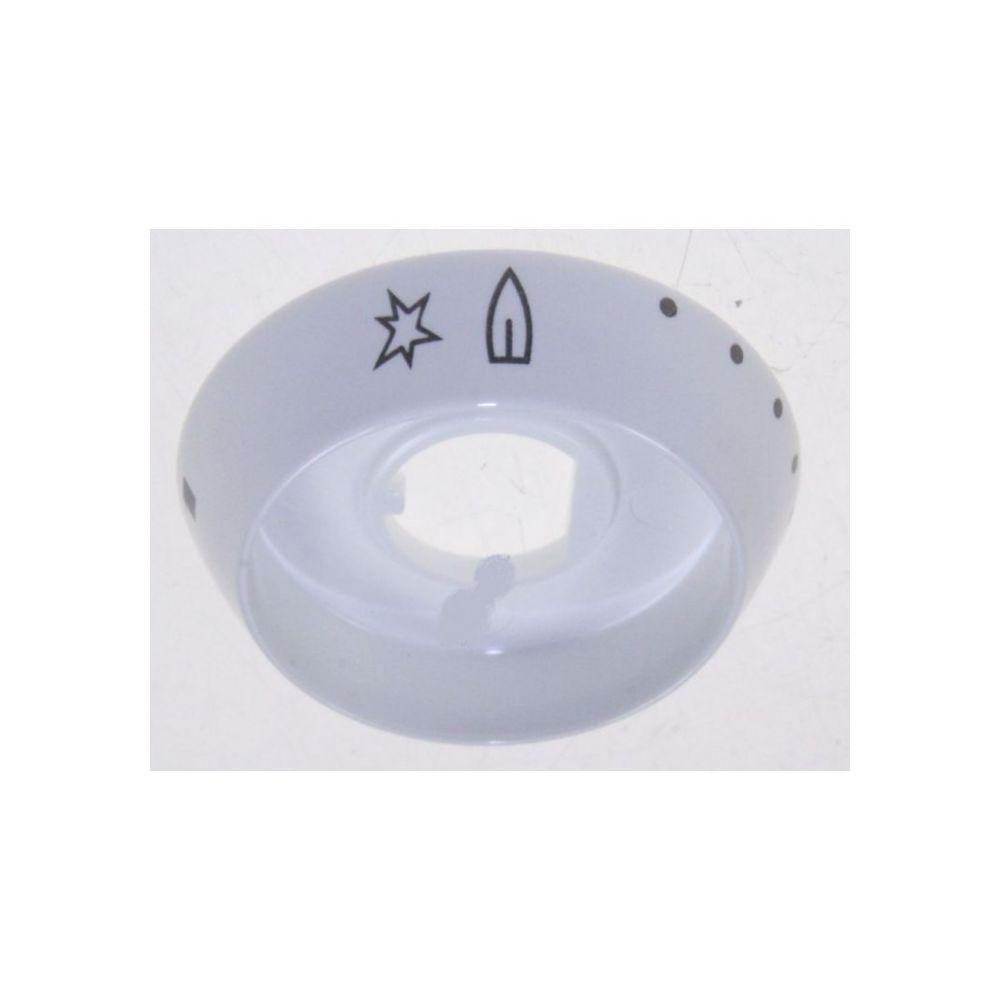 Electrolux Collerette feu blanc pour cuisiniere electrolux