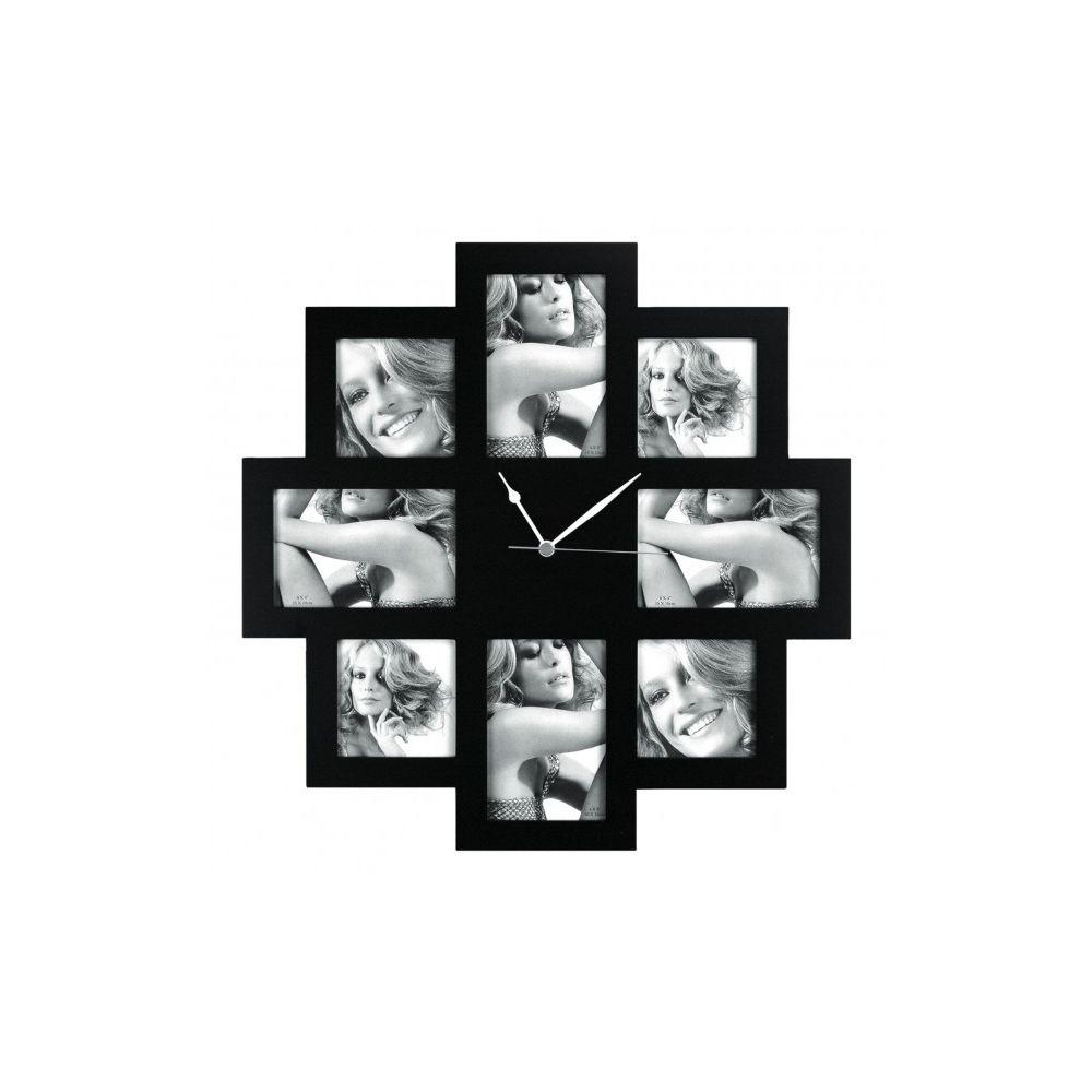 Zep Horloge Photo Murale Noir 8 photos taranto