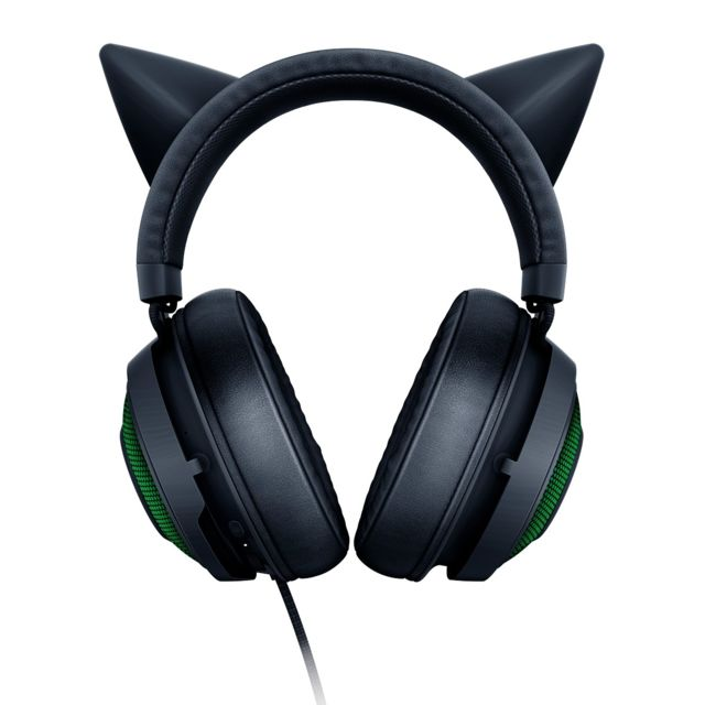 Micro-Casque Razer Kraken Kitty - Black