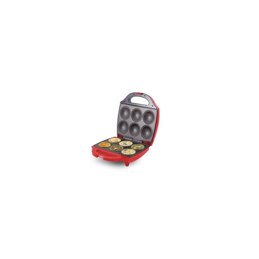Beper BEPER 90605 Machine a tartes et quiches - Rouge