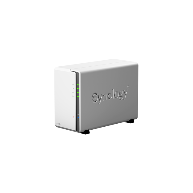 Synology - NAS Synology DS220J - Seagate IronWolf version 4To - Synology