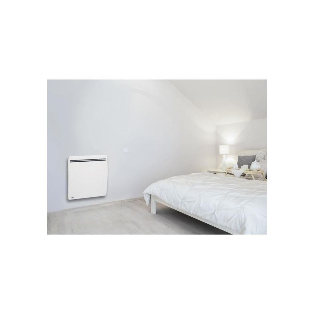 Airelec AIRELEC Radiateur réfractite inertie seche horizontal Duplex 1500 W