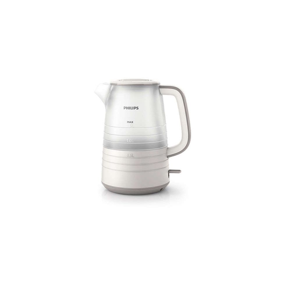 Philips PHILIPS Bouilloire 1.5l - 2200W Daily Collection Blanche HD9334/20