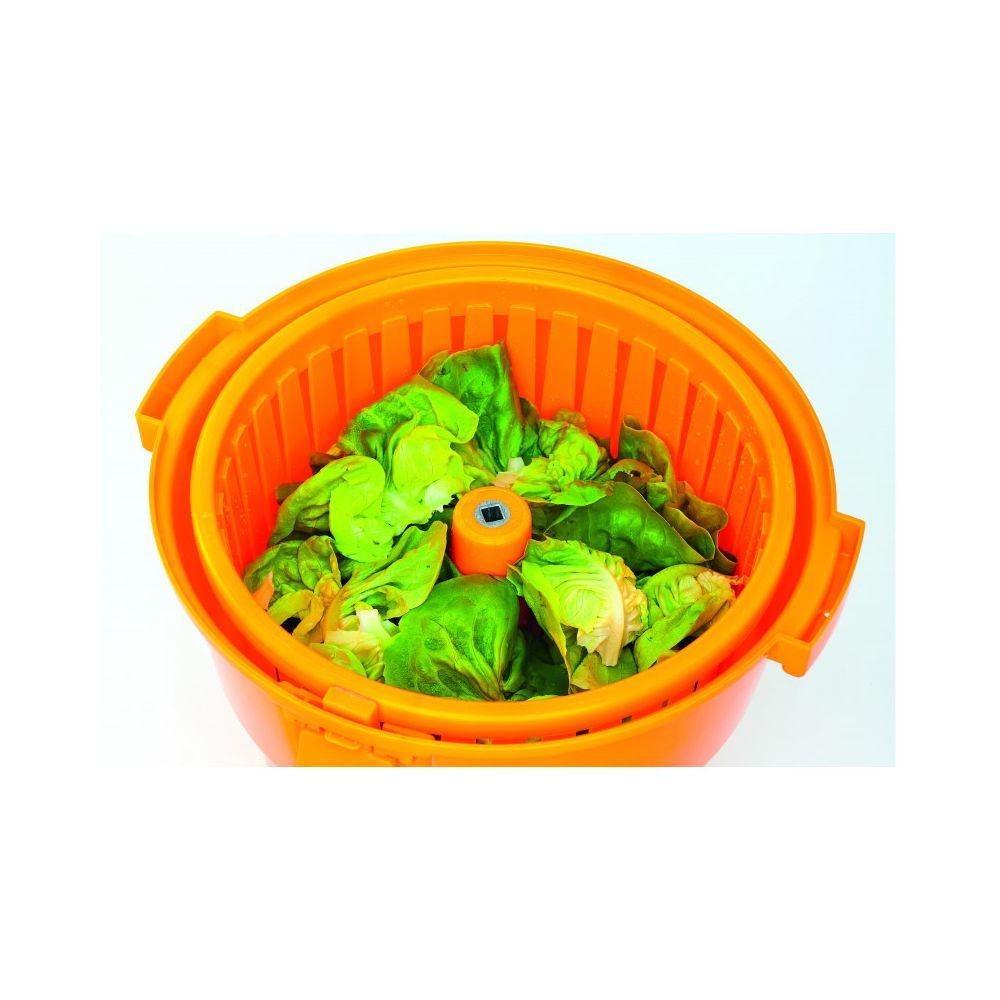 Materiel Chr Pro Essoreuse à Salade 19 L avec tuyau de vidange - ø 420 mm - Stalgast - 42 cm 1900 cl