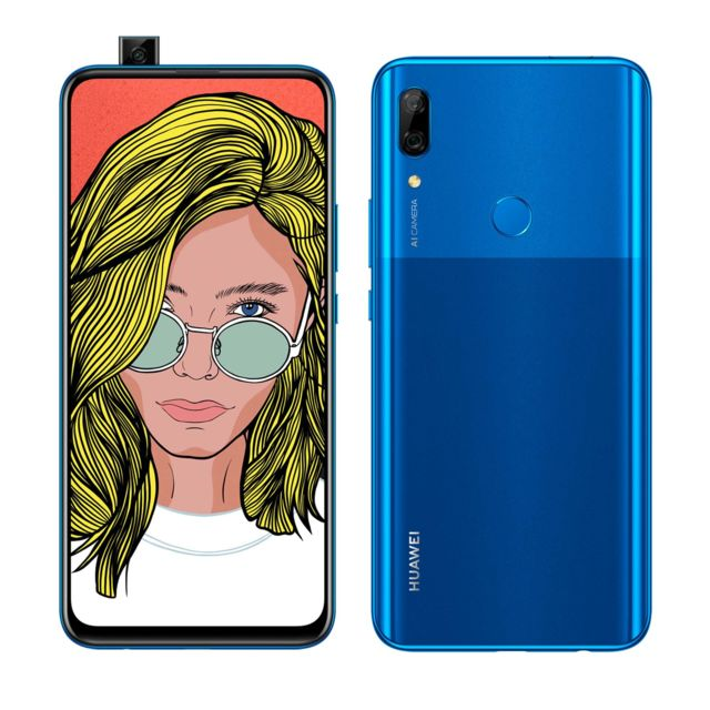 Smartphone Android Huawei P Smart Z - 64 Go - Bleu