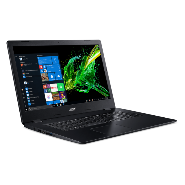 Acer - Aspire 3 A317-52-35TF - Noir - PC Portable Acer