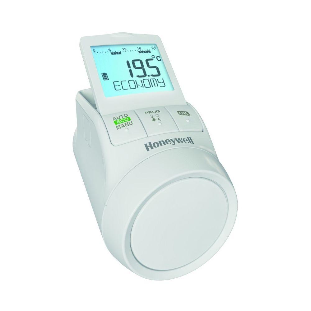 Honeywell Tête thermostatique programmable HR90WE