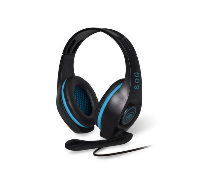 Spirit Of Gamer - ELITE-H5 - Filaire - Micro-Casque Circum auriculaire