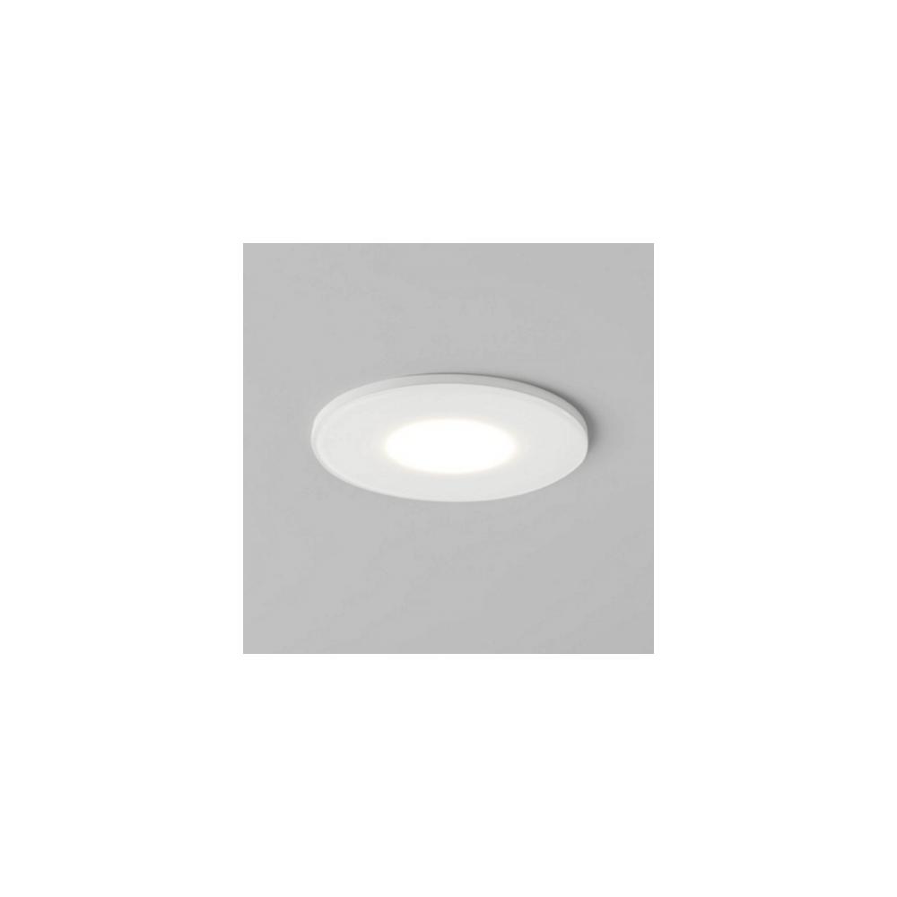Astro Spot encastrable rond Mayfair LED IP65 - Blanc