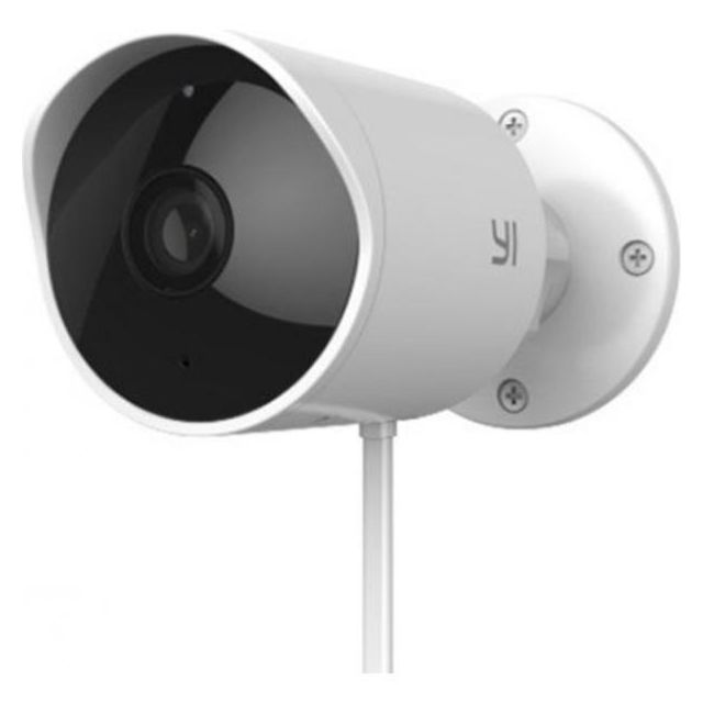 XIAOMI - Xiaomi YI Outdoor Camera White - Smartphone Android
