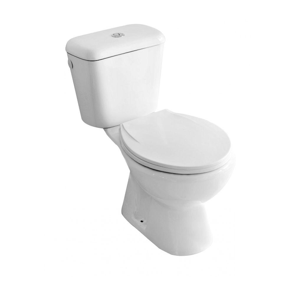 Aqua+ Pack WC ECO à poser - Sortie Verticale