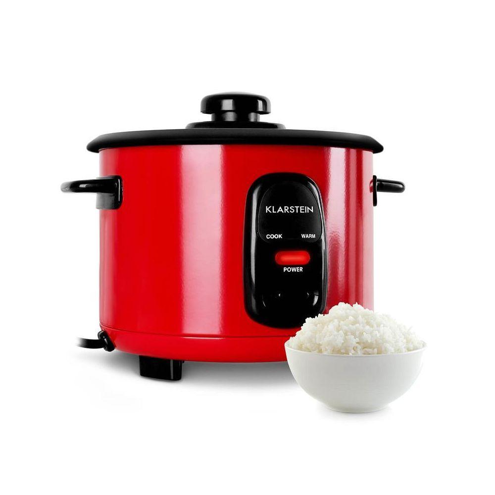 Klarstein Klarstein Osaka 1,5 Cuiseur à riz 500W 1,5L fonction maintien au chaud - rouge Klarstein