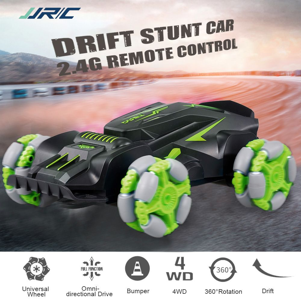 Generic JJRC Q80 RC Car 360 ° Spin Omni-directional Drive Drift 4WD Car 2.4Ghz Control Racing RC Car