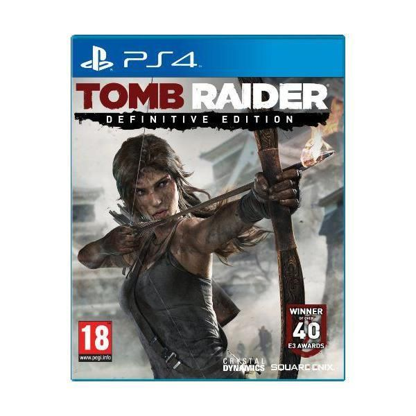 Square Enix - Tomb Raider - Definitive Edition [import anglais] - Tomb Raider