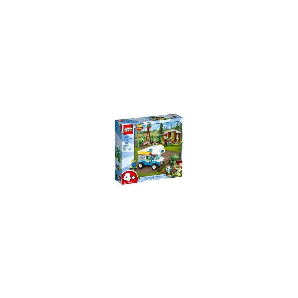 Lego 10769-LEGO® Toy Story 4 Disney Pixar les vacances en camping-car