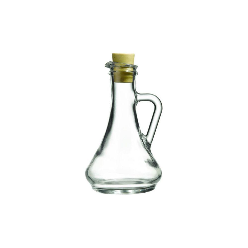 Materiel Chr Pro Pichet à Huile d'Olive 260 mL - Lot de 12 - Stalgast - 0 cm Verre 260 mL