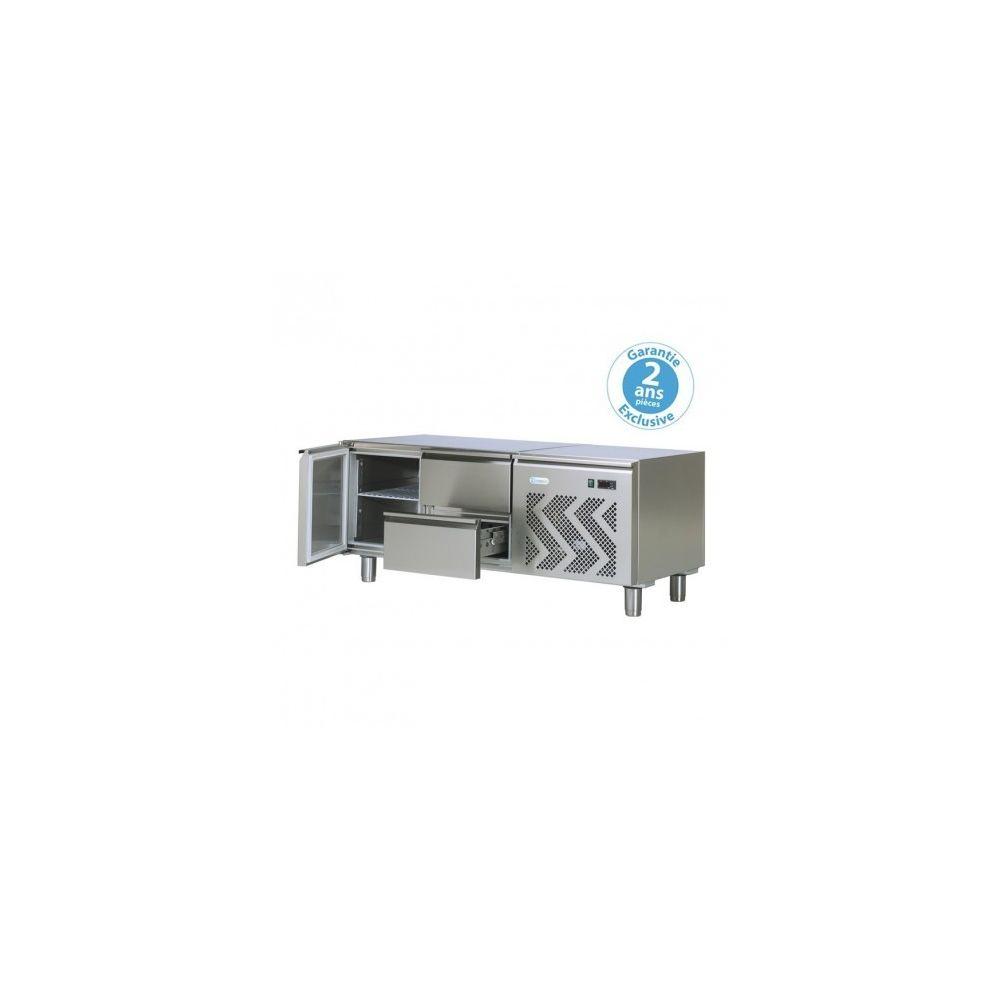 Materiel Chr Pro Soubassement réfrigéré - 2 portes - gamme 700 - 700