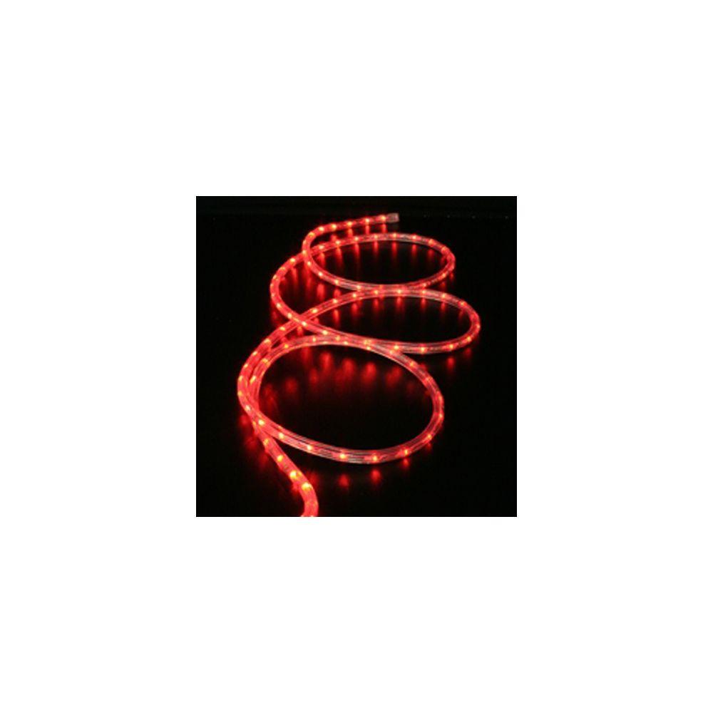 Festilight cordon lumineux 30 leds/m touret de 44 mètres rouge festilight