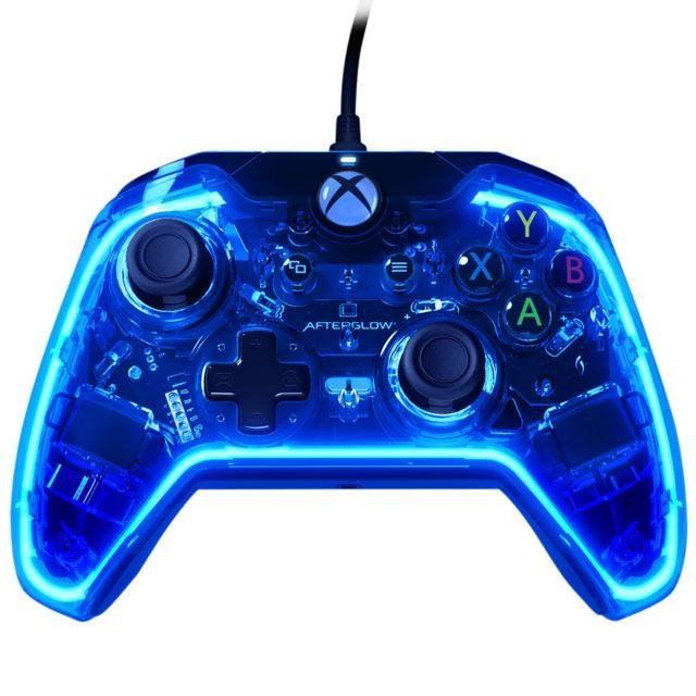 Joystick PDP Manette Afterglow Prismatic - Filaire