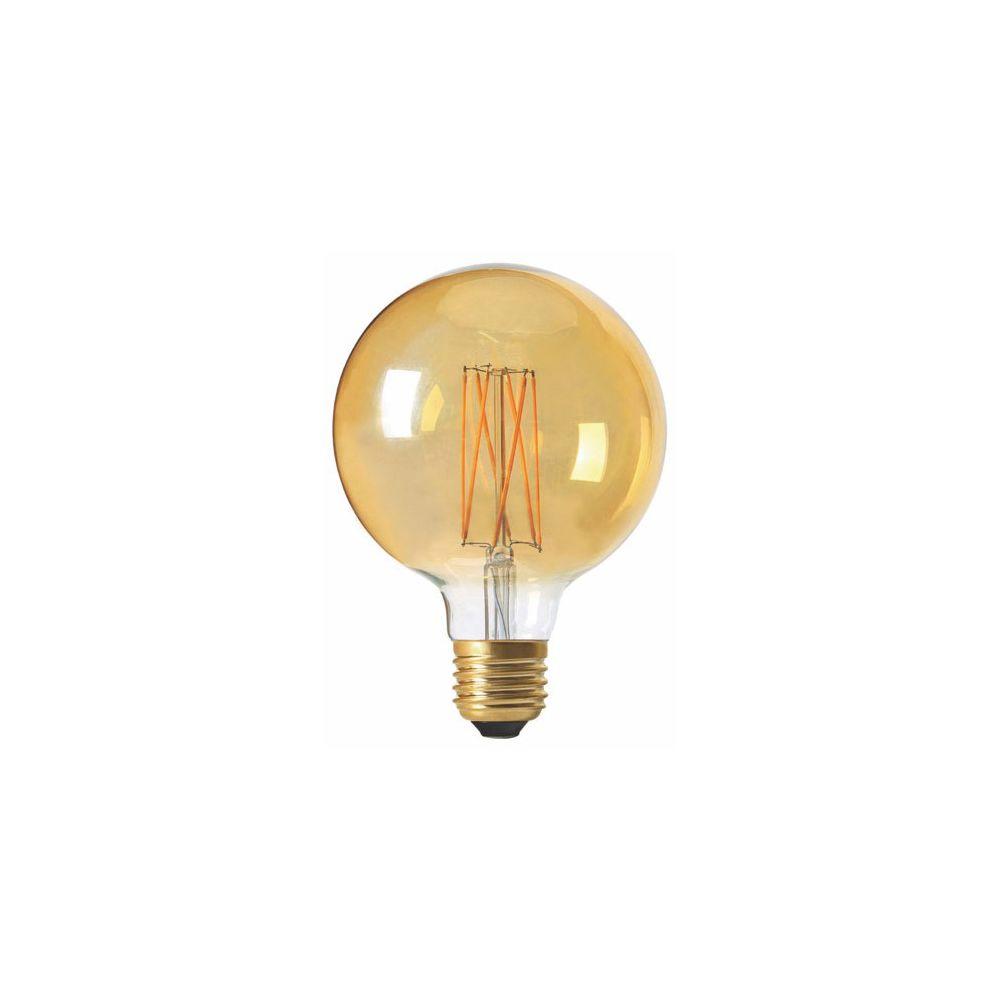 Girard Sudron Globe G125 Filament LED 4W E27 2100K 260Lm Dim. Amb.