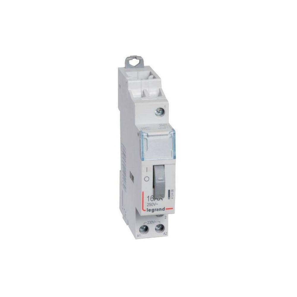 Legrand Legrand - Télérupteur standard Bipolaire 16 A 250 V~ Auto/auto